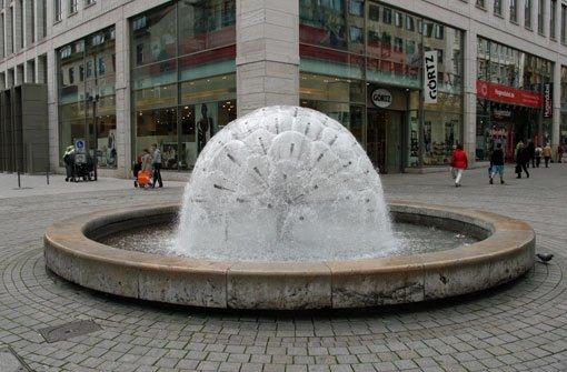 Stuttgarts Brunnen plätschern wieder
