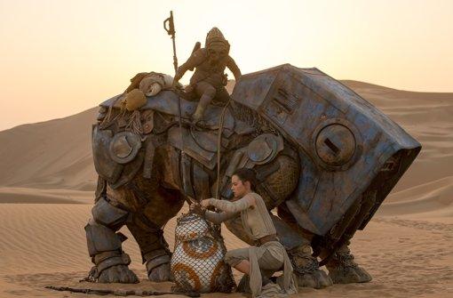 """Die fünf neuen """"Star Wars""""-Lieblinge"""