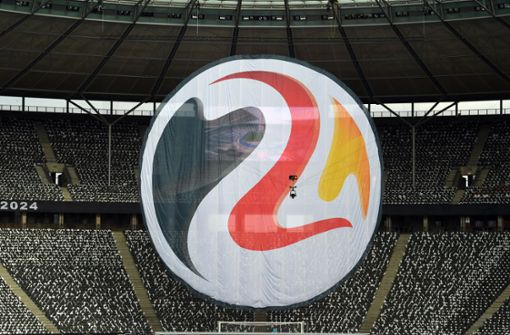 Deutschland richtet die Fußball-EM 2024 aus