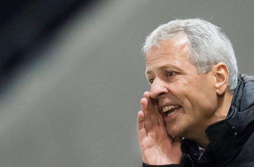 Lucien Favre wird neuer Cheftrainer bei Borussia Dortmund