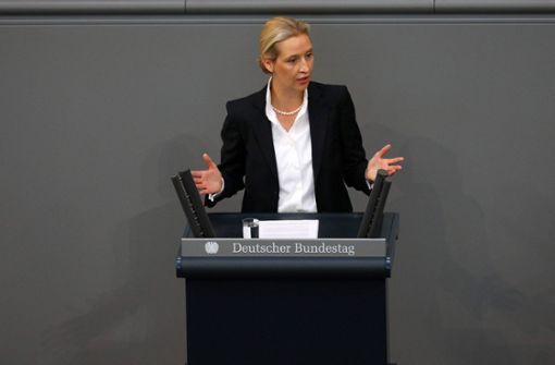 Umfrage: AfD überholt die SPD