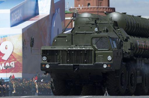 Deutsche Rüstungsexporte in die Türkei liegen auf Eis