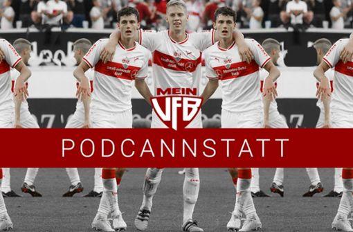 VfB-Vergangenheitsbewältigung und positive Grundstimmung
