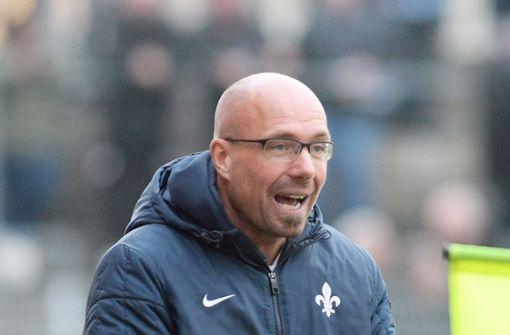 Seeberger ist neuer Trainer der Stuttgarter Kickers