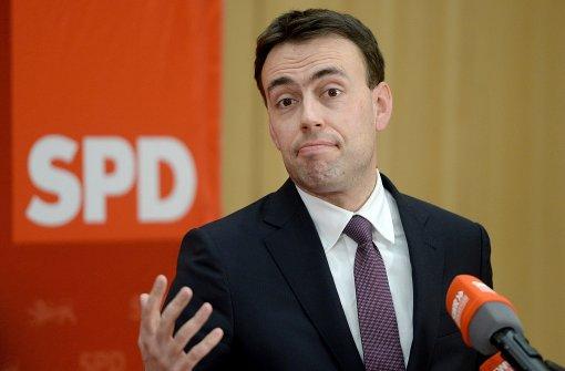 Rückzug vom Posten des SPD-Landeschefs