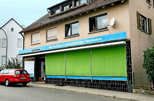Kleines Kaufhaus macht dicht