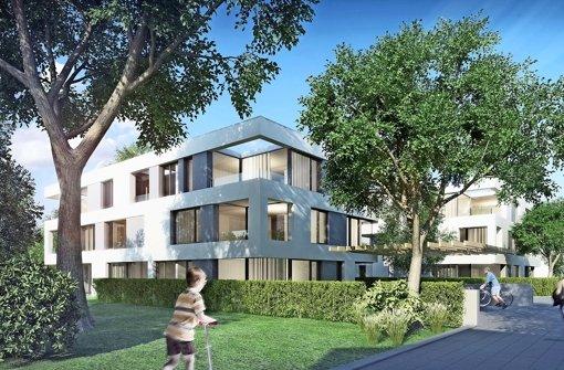 Ein grünes Wohnquartier für Höfingen