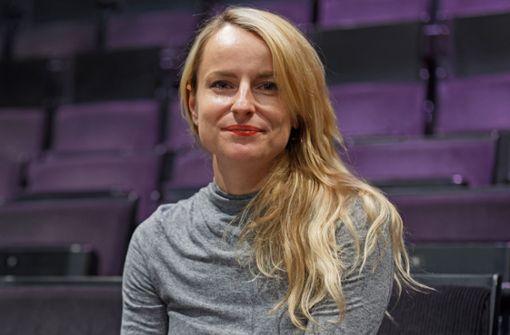 Anna Bergmann hat in wenigen Wochen vorgeführt, dass es genug tolle Theaterfrauen gibt. Foto: Staatstheater