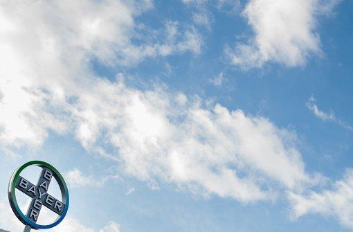 Noch ist der Himmel über Bayer freundlich – der neue Chef muss darauf achten, dass es so bleibt. Foto: dpa