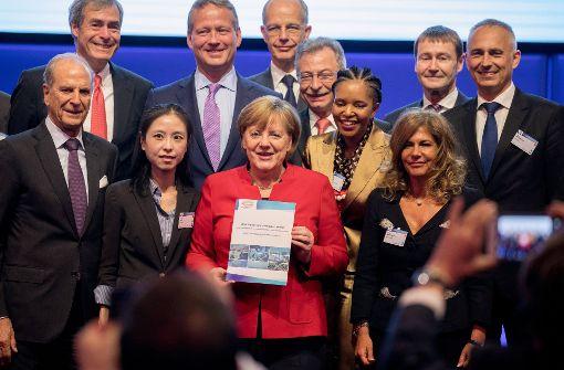 Merkel erwartet einen schwierigen Gipfel