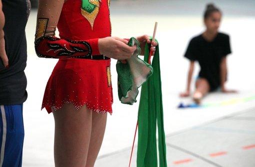 In der schweißtreibenden   Sportgymnastik geht es nicht immer harmonisch zu. Foto: Sigerist