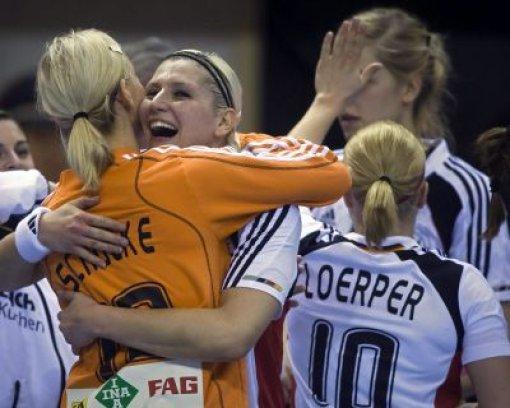 Versöhnliches Ende für Handballdamen