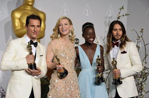 12 Years a Slave als bester Film geehrt