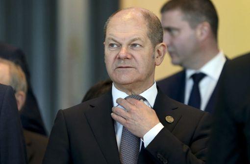Scholz glaubt an SPD-Kanzler ab 2021
