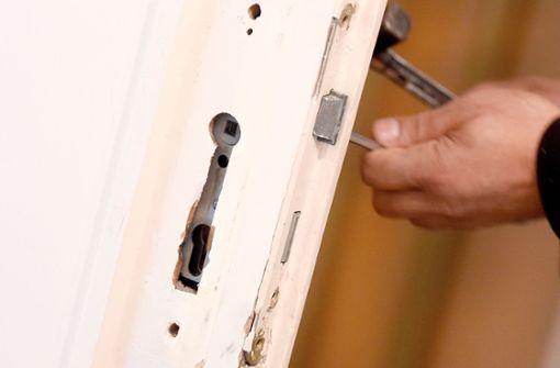 Einmal Tür öffnen in Filderstadt – 3000 Euro