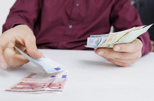 Bearbeitungsgebühren bei Verbraucherkrediten sind unzulässig Foto: dpa