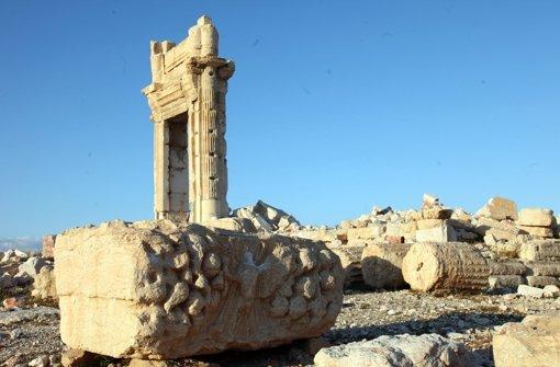 """""""Palmyra wird wieder aufgebaut"""""""
