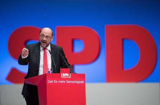 Seehofer: SPD-Kanzlerkandidat Schulz hat früh die Nerven verloren