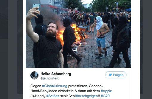 G20-Selfie wird zum Internetphänomen