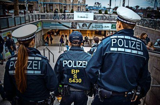 Polizei setzt auf starke Präsenz in der City