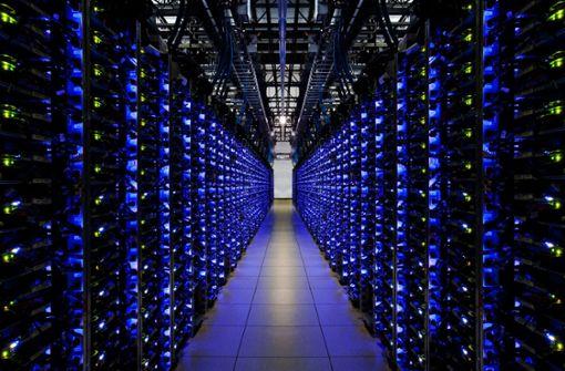 Angeblich sollten Server gekauft werden. Tatsächlich sind 95 Millionen Euro verschwunden. Foto: Google