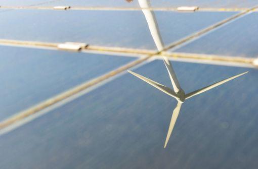 Erneuerbare Energien holen Kohle ein