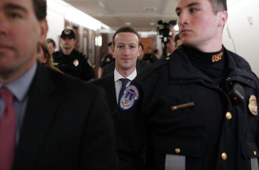 Facebook-Chef: Ausmaß der Verantwortung nicht erkannt