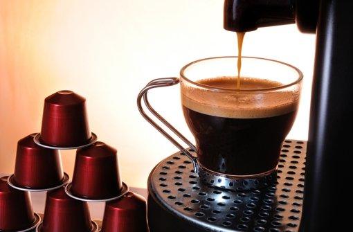 Eine Tasse keimfreien Kaffee, bitte!