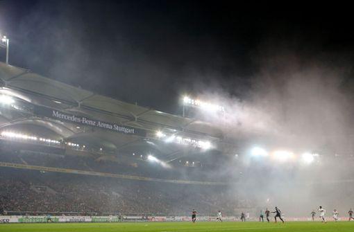Der VfB empfängt Hertha BSC aus Berlin – ein Hochrisikospiel. (Symbolbild) Foto: Pressefoto Baumann