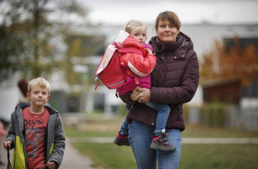 Kinder dürfen nicht alleine von der Kita nach Hause gehen