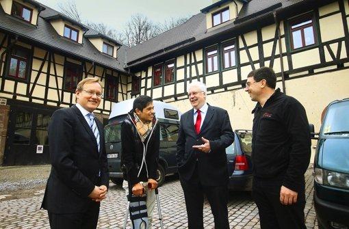 Gibt es bald auch ein Seehaus in Hessen?