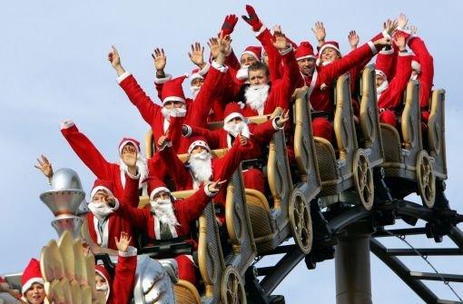 Grund zum Jubeln: Es gibt wieder mehr Weihnachtsgeld Foto: dpa
