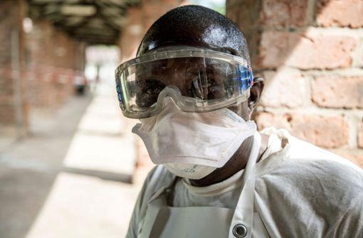 Virus erreicht Millionenstadt im Kongo