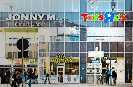 Toys-R-Us hat in der Barockstadt ausgespielt