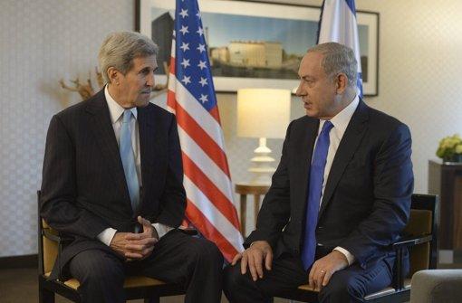 Kerry ruft zur Deeskalation auf