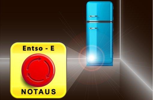 """""""Remote-Management"""", also Fernsteuerung, heißt die neueste Idee der Stromlobby. Dabei sollen Küchengeräte auf Knopfdruck und aus der Ferne abgeschaltet werden. Foto: Fotolia/StN-Bearbeitung: Klos"""