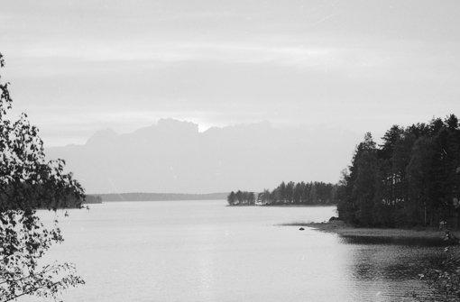 Eindrücke aus der finnischen Natur: Ein Motiv aus dem Jahr 1965 Foto: Hulton Archive