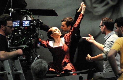 Bond-Gegenspieler und 3D-Ballett