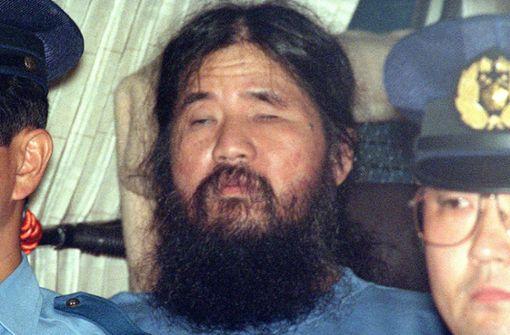 Japan richtet Chef und sechs Anhänger von Aum-Sekte hin