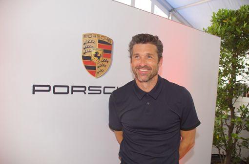 Große Prominenz bei Porsche-Event