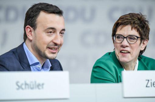 Stärker in die Zeit nach Merkel