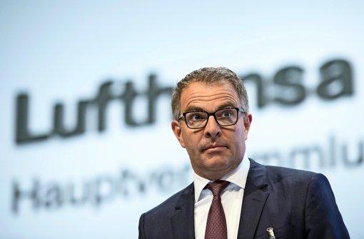 Lufthansa bleibt hart gegenüber Piloten