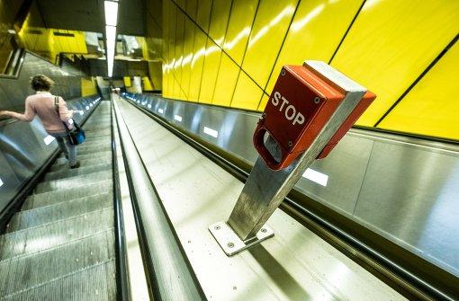 An der S-Bahn-Haltestelle Schwabstraße löste eine Brandmeldeanlage am Donnerstag aus. (Symbolfoto) Foto: Lichtgut/Leif Piechowski