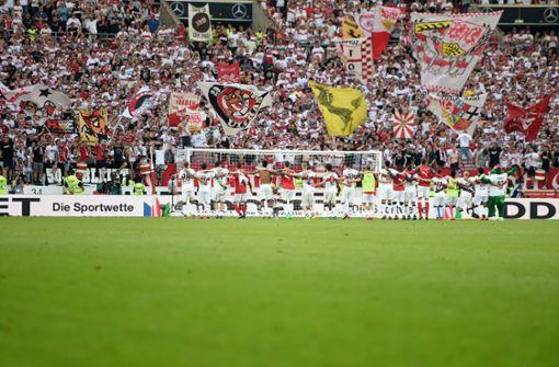 VfB verkauft die viertmeisten Dauerkarten