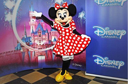 Mit einer fröhlichen Minnie ging der deutsche Disney-Channel 2014 an den Start. Foto: dpa
