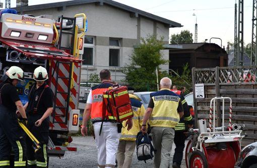 13-Jähriger klettert auf Güterwaggon und stirbt durch Stromschlag