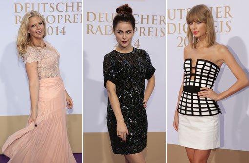 Taylor Swift bringt ein Hauch weite Welt