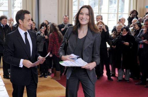 Franzosen watschen Sarkozy ab