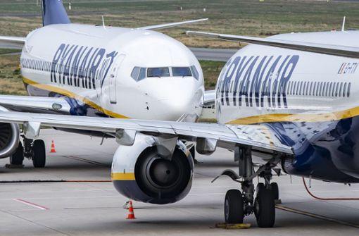 Ryanair annulliert am Freitag 190 Flüge