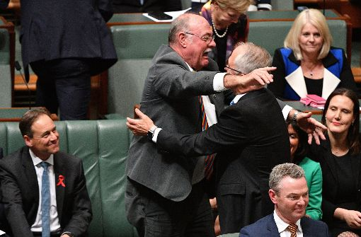 Nach langen Debatten beschloss das Unterhaus des australischen Parlaments die Ehe für alle. Foto: dpa